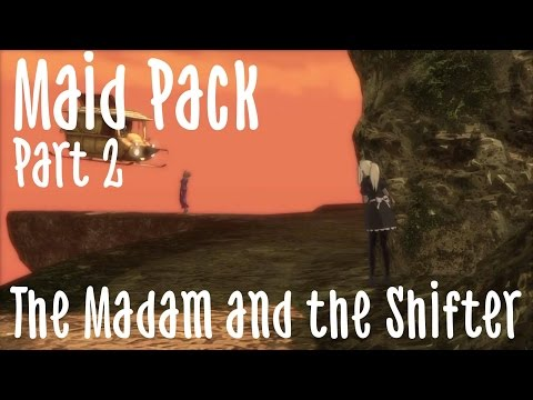 Gravity Rush Remastered | Maid Pack Part 2: The Madam and the Shifter | 100% Walkthrough