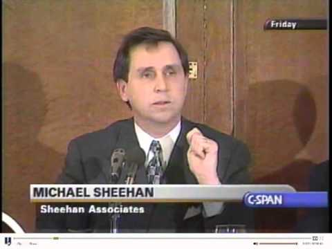 Michael Sheehan on Debates