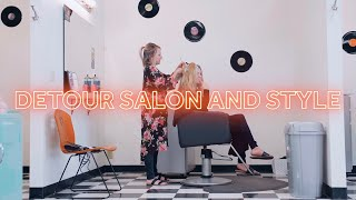 Detour Hair Salon (Bankable)