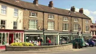Yorkshire: Howardian Hills, Castle Howard and Malton