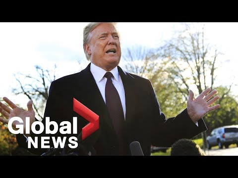 Trump says statement on Saudi Arabia despite Khashoggi case is about 'America First'