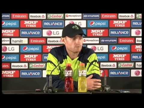 Live Post Match Press Conference India v Ireland - Hamilton
