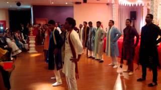 Best Indian Wedding Flash-mob/Dance !!!!!!- GANGNAM STYLE (Part-2)