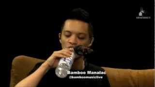 "Bamboo Mañalac - ""The A Team"" (cover)"