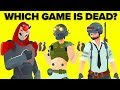 Are You Playing The Losing Game: Fortnite vs Apex vs PUBG - Battle Royale 2019