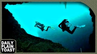 Cave Diving │ Life Can Be Fun Underwater
