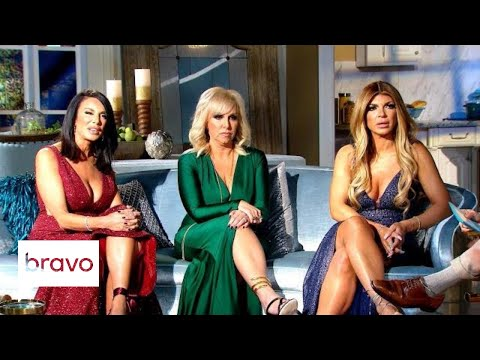 RHONJ: Dolores Catania Sets Off Danielle Staub (Season 8, Episode 16) | Bravo