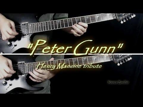 Peter Gunn (Henry Mancini - Rock/Metal Tribute)