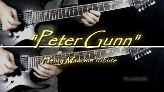 Peter Gunn (Henry Mancini - Rock/Metal tribute)