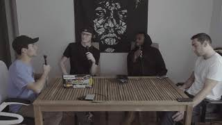 Bigger Than Hip-Hop Podcast Ep. 2 - Mute Smith