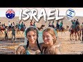 ISRAEL TRAVEL DIARY || BJE