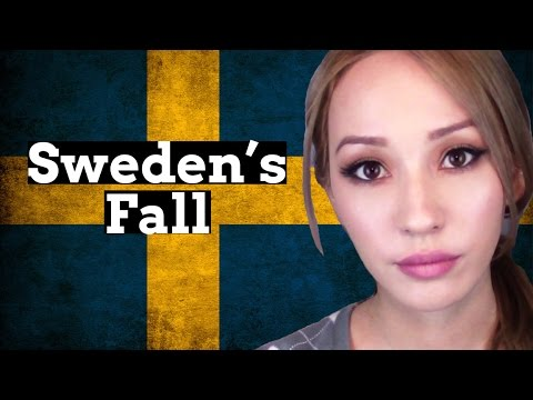 Sweden's Fall: The Cost of Altruism