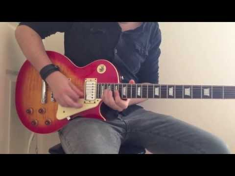Cream - Crossroads (Guitar Cover)