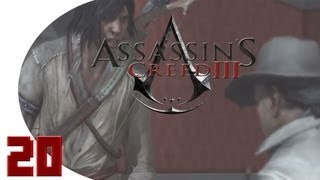 Schnellreisen? Hä? wie? wo? was? - Let 's play Assassin's Creed III [GERMAN] - #020