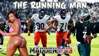 Madden 13 - Mike Vick Originator Running Man! Madden - Online Ranked Match - EAGLES - Chip Kelly