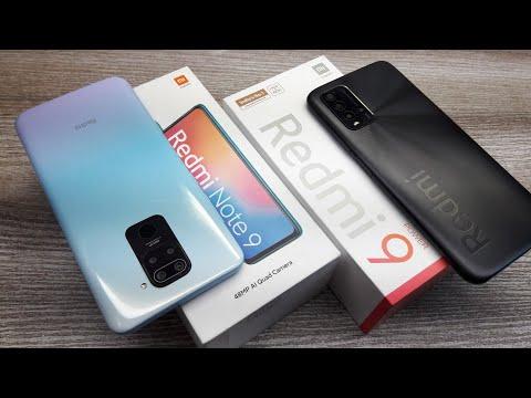 Redmi 9 Power vs Redmi Note 9 - Which Should You Buy ?
