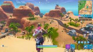 Fortnite Season 9 Week 8 Clock Challenge Sundial The Desert Location 100% Works