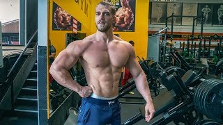 MISCHA GOES PHYSIQUE? | TRAINING & FORMCHECK