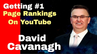 Getting First Page Rankings On Youtube