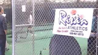 2014 bat demo event easton demarini mizuno