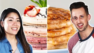 Trendy Vs. Traditional Pancakes