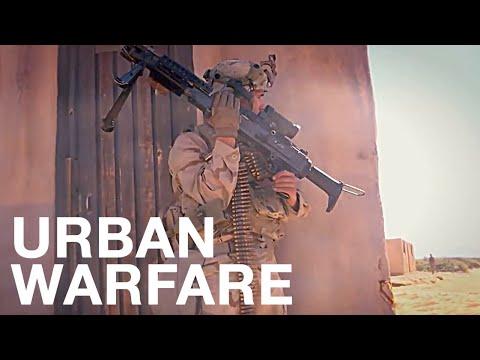 US Military Prep For War By Battling In TOUGH & REALISTIC Urban Warfare Simulation