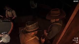 Red Dead Redemption 2 Баг 2