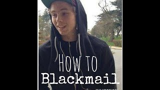 amnesia sequel to how to blackmail    wattpad trailer
