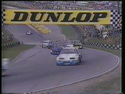 Thundersaloons - Round 1 - 1988 Brands Hatch [Screensport]