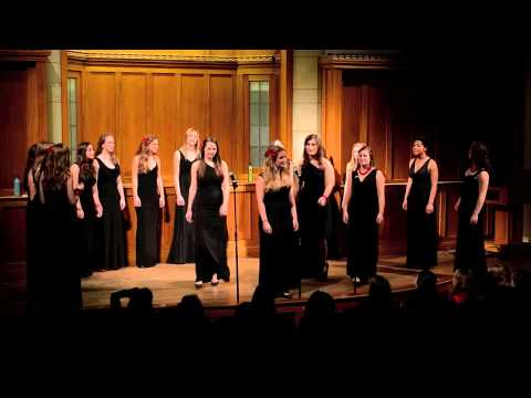 Yale's Something Extra - The Sisters Are Doin' It For Themselves by Aretha Franklin/Annie Lennox