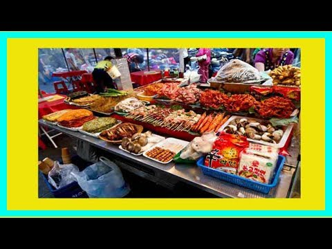 [SG Food] Video: street food and other culinary goodies in osaka