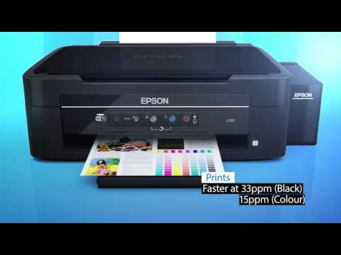 Epson L365 All In One InkTank Printer