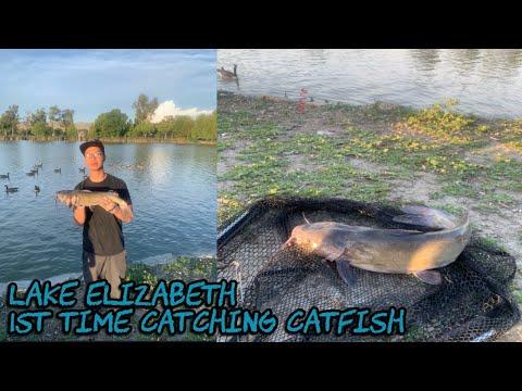Lake Elizabeth | 1st Time Catching Catfish