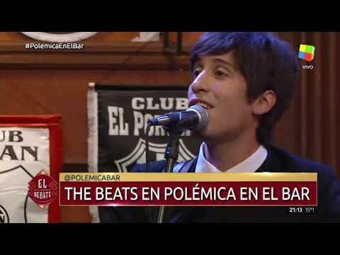 The Beats la rompió en Polémica en el Bar