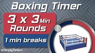 Top Boxing Timer Similar Apps
