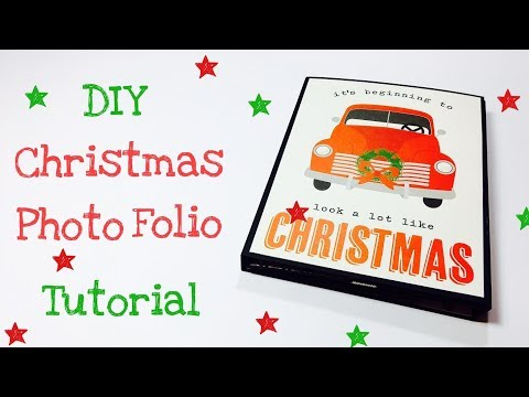 DIY Photo Folio **December Daily 2017** [tutorial | deutsch]