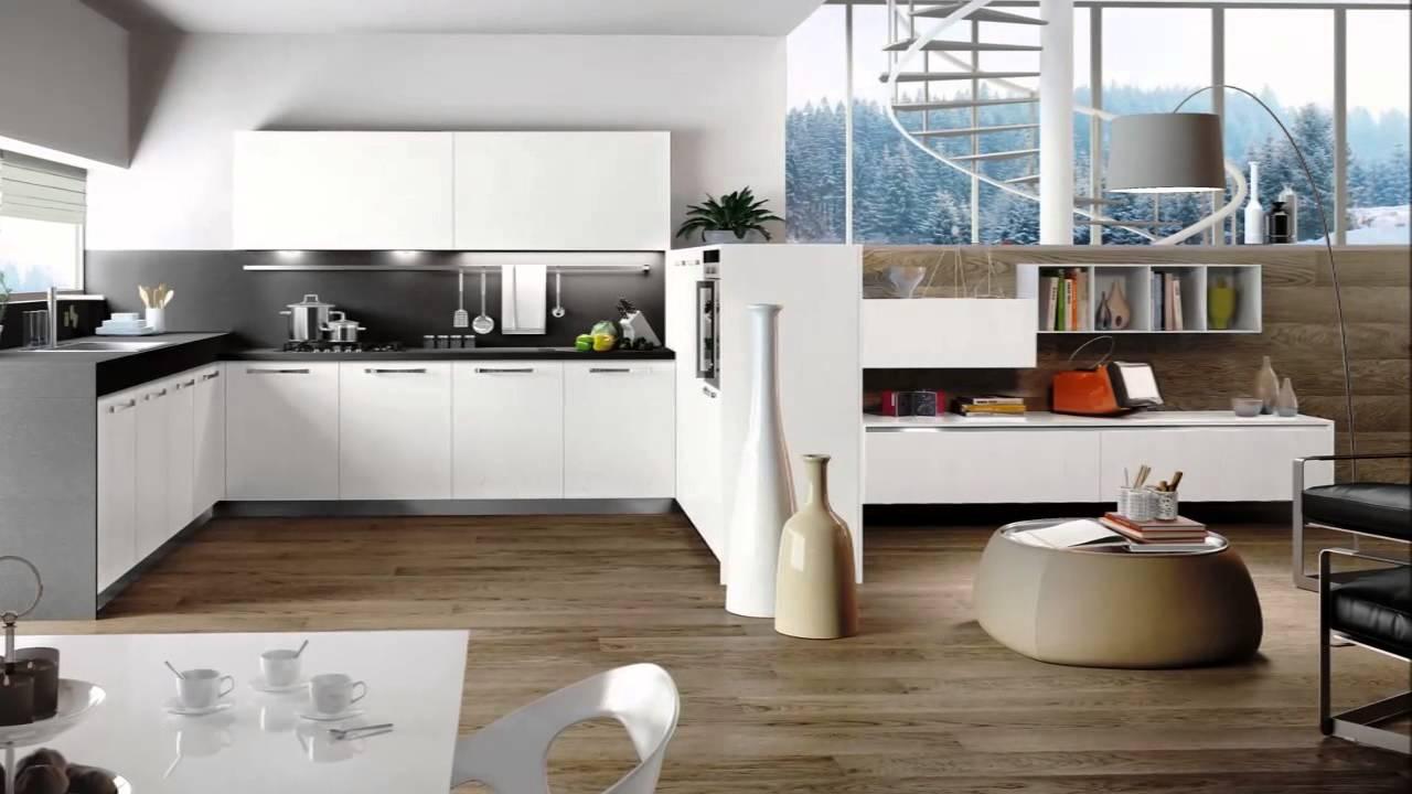 Moderne U Keukens : Moderne u keuken moderne keukens topkwaliteit jan van sundert