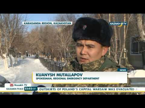 Kazakhstan eliminating effects of bad weather - Kazakh TV