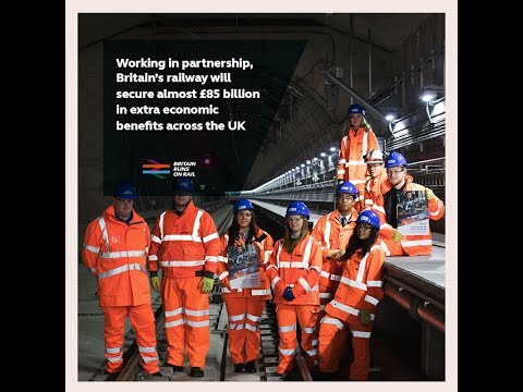 Britain's Railway working in partnership for Britain