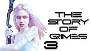 The Story Of Grimes [PART 3]: Marie Antoinette 4200 A.D. (DOCUMENTARY)