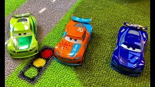 Toy Hunting Disney Cars 3 Toys Giveaway - Next Gen Racers Family Toy Review and FamilyGameReview
