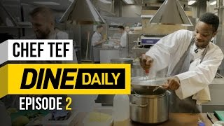 Youngs Teflon: Dine Daily - Episode 02 | GRM Daily