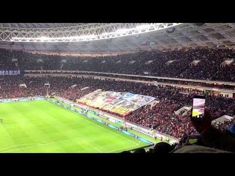 Россия — Аргентина обновлённый стадион «Лужники» принял первый матч