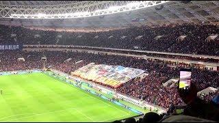 Россия — Аргентина: обновлённый стадион «Лужники» принял первый матч