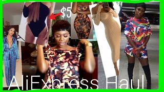 AliExpress Haul (2018)|Lookbook|Watch me slay these affordable fits from AliExpress! |winge