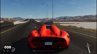 The Crew 2 bugatti vs regera speed test
