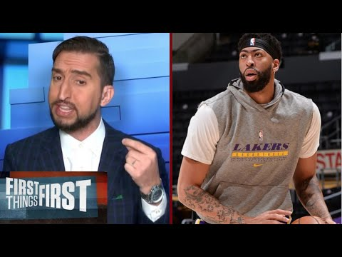 Anthony Davis injury update: Lakers star expects to play Friday vs ...
