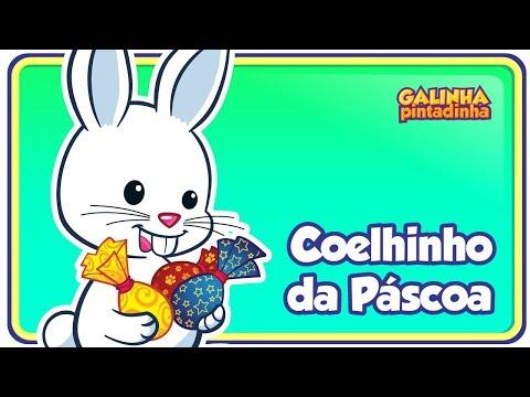 Coelhinho Da Pascoa Galinha Pintadinha Letras Mus Br