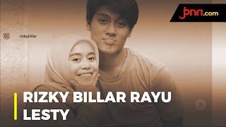 Manisnya Rizky Billar Rayakan Ultah Lesty Kejora - JPNN.com