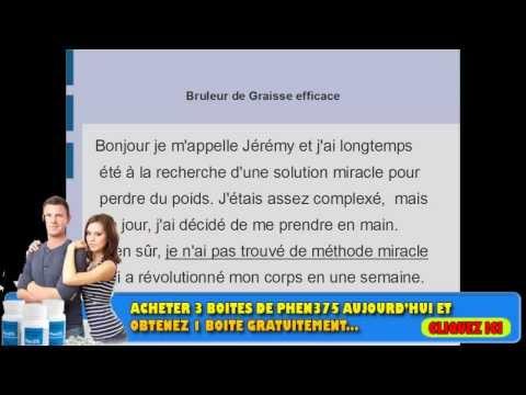 Bruleur De Graisse Efficace : Test, Conseil, Avis !